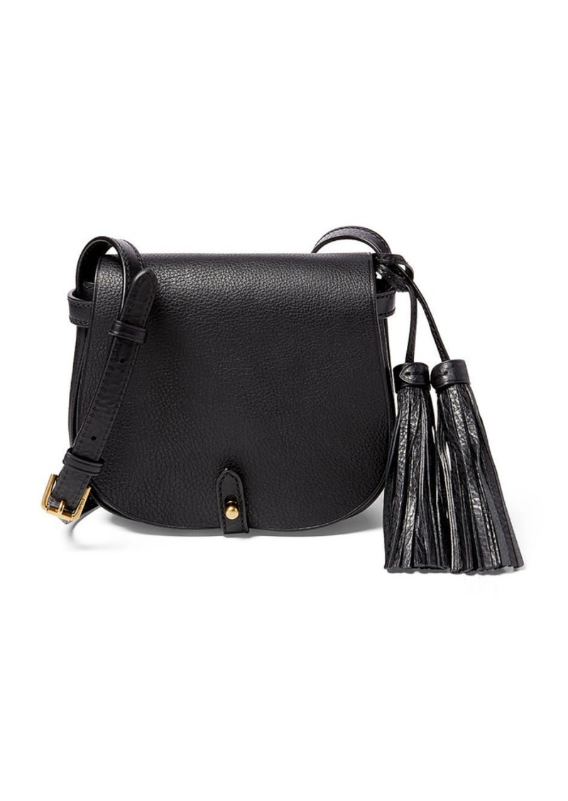 Ralph Lauren Small Vachetta Cross-Body Bag