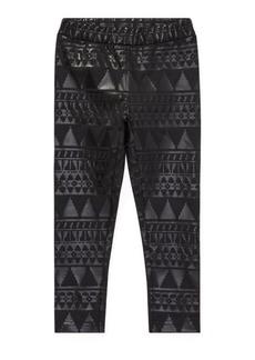 Ralph Lauren Snowflake-Print Jersey Legging