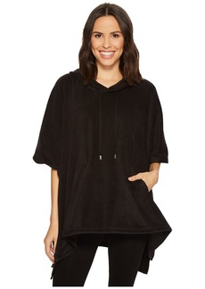 Ralph Lauren Soft Stretch Microfleece Hooded Poncho