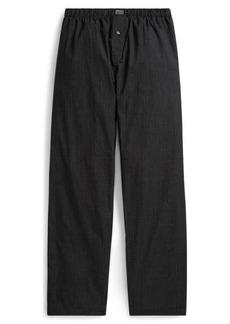 Ralph Lauren Soho Check Pajama Pant