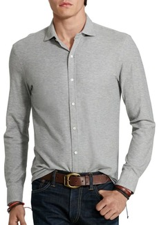 Ralph Lauren Solid Casual Shirt