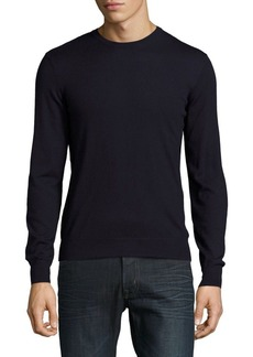 Ralph Lauren Solid Crewneck Sweater