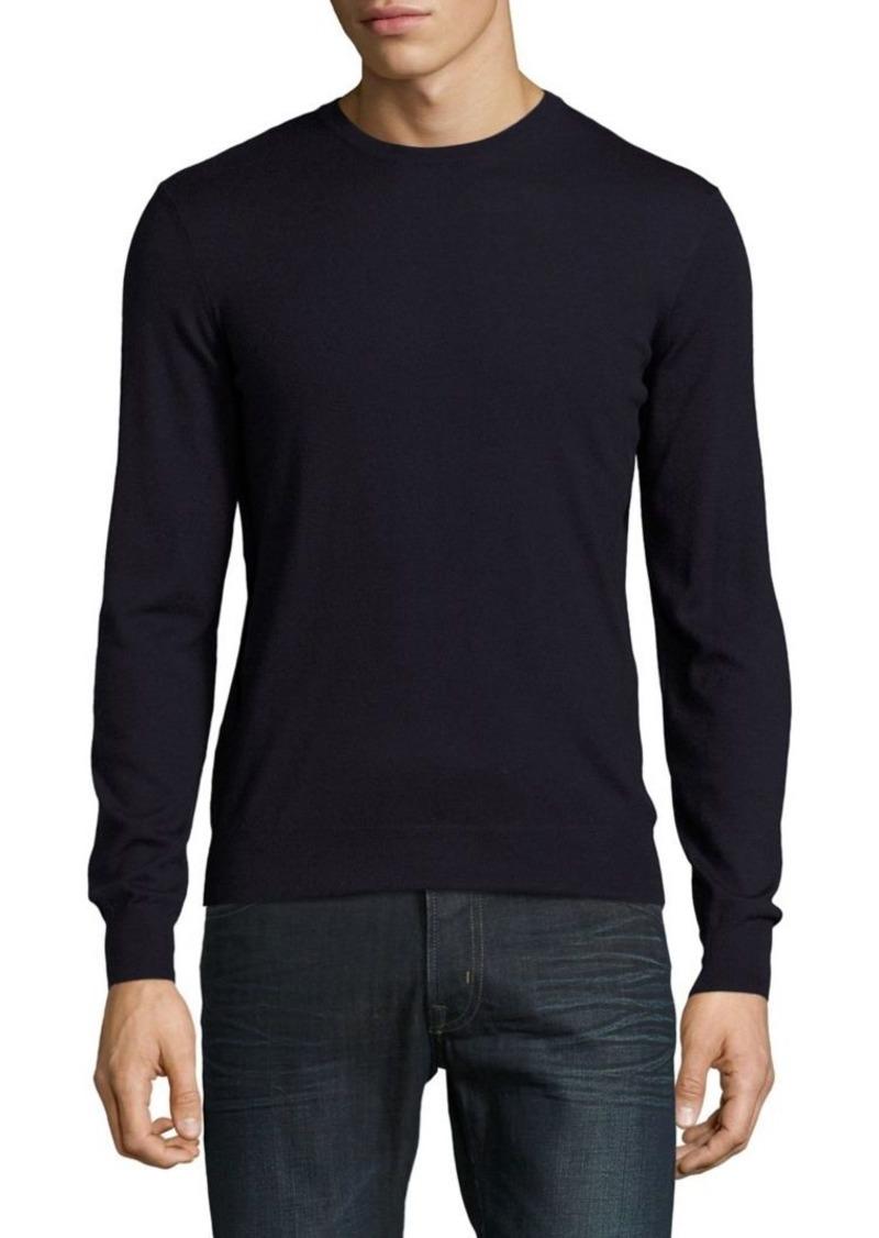 Ralph Lauren Solid Crewneck Sweater