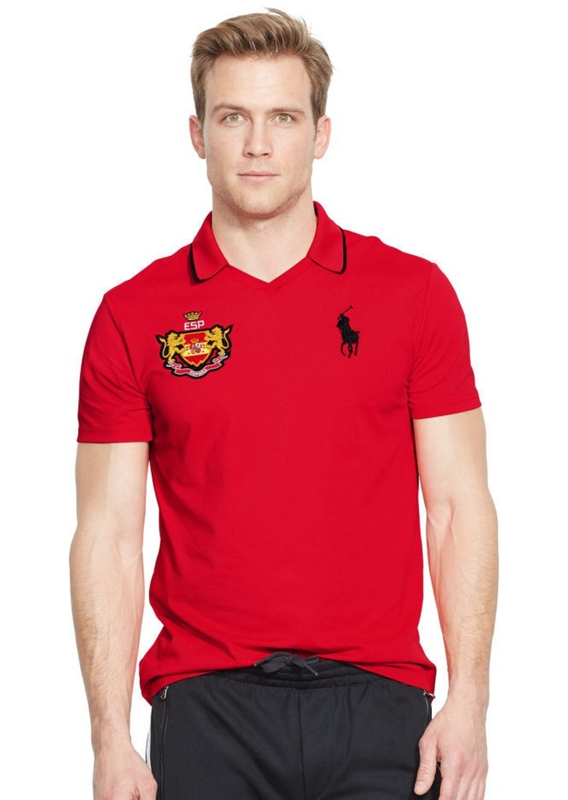 Ralph Lauren Spain Polo Shirt Casual Shirts Shop It To Me