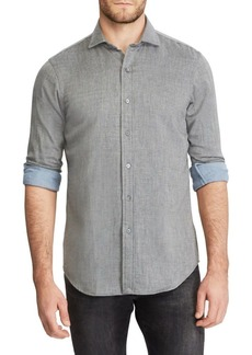 Ralph Lauren Standard-Fit Cotton Shirt