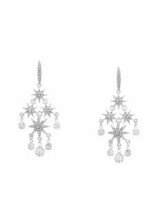 Ralph Lauren Star Chandelier Earrings
