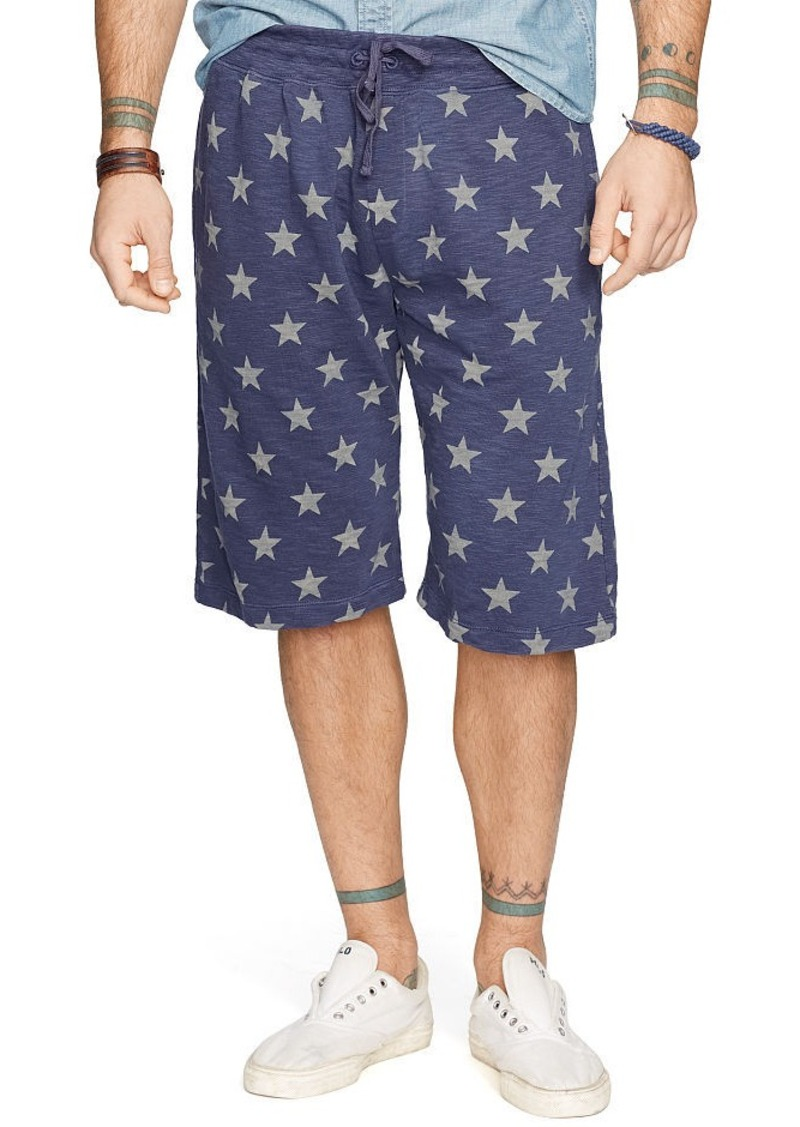 Ralph Lauren Star Jersey Athletic Short