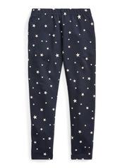 Ralph Lauren Star Stretch Jersey Legging