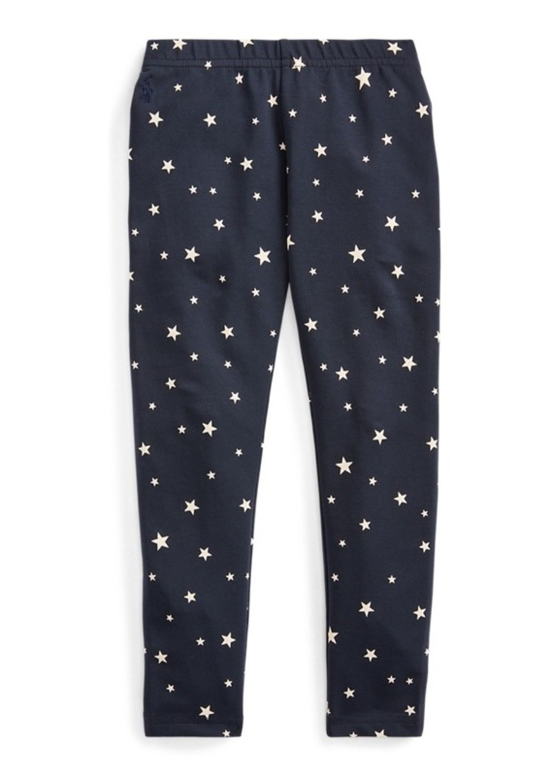 Ralph Lauren Star Stretch Jersey Legging