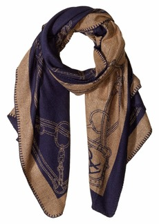 Ralph Lauren Status Blanket Wrap