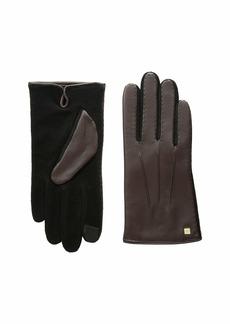 Ralph Lauren Stitched Hybrid Touch Gloves