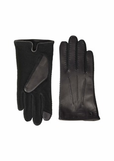 Ralph Lauren Stitched Hybrid Touch Gloves