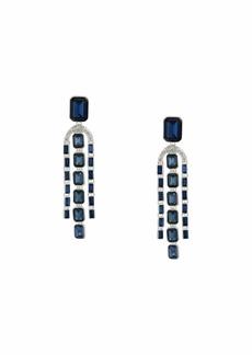 Ralph Lauren Stone Chandelier Earrings