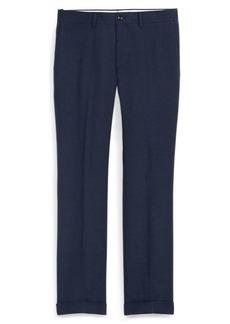 Ralph Lauren Straight Fit Linen Pant