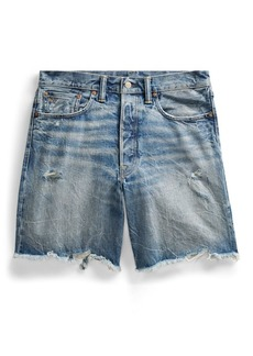 Ralph Lauren Straight Fit Selvedge Short