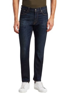 Ralph Lauren Straight-Fit Whiskered Jeans