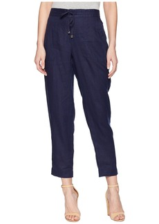 Ralph Lauren Straight Linen Pants