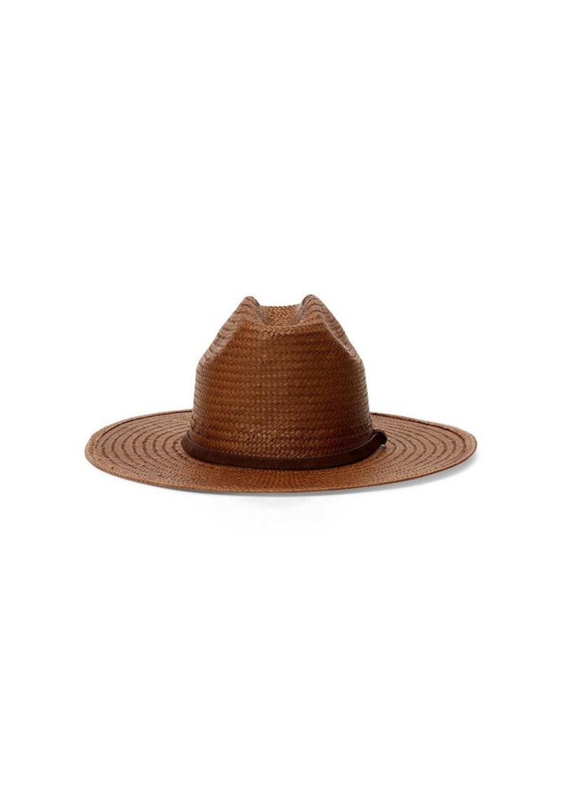 Ralph Lauren Straw Panama Hat