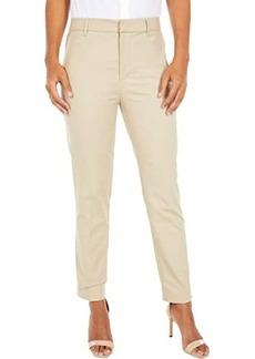 Ralph Lauren Stretch Cotton Cropped Pants