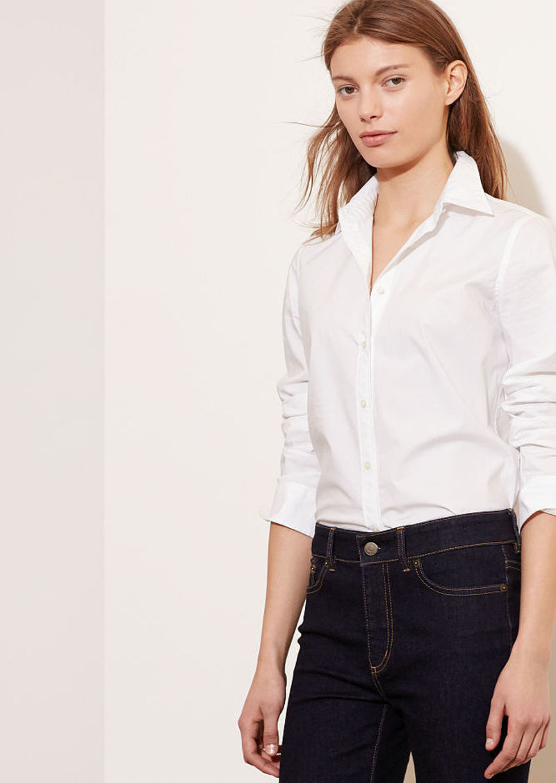 Ralph Lauren Stretch Cotton Shirt