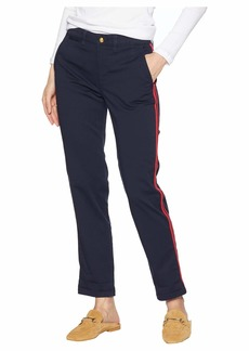 Ralph Lauren Stretch Cotton Skinny Pants