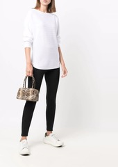 Ralph Lauren stretch-cotton skinny trousers
