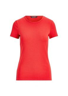 Ralph Lauren Stretch Cotton T-Shirt