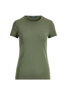 Ralph Lauren Stretch Cotton T-Shirt