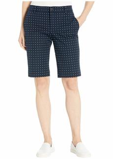 Ralph Lauren Stretch Cotton Twill Bermuda Shorts