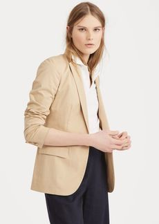 Ralph Lauren Stretch Cotton Twill Jacket