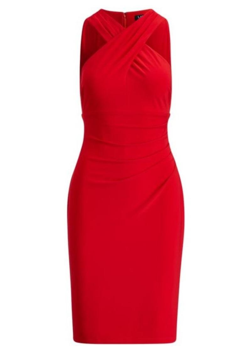 Ralph Lauren Stretch Jersey Dress