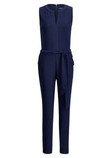 Ralph Lauren Stretch Jersey Jumpsuit