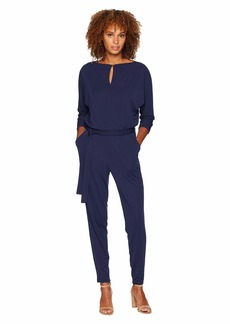 Ralph Lauren Stretch Jersey Jumpsuit