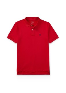 Ralph Lauren Stretch Lisle Polo Shirt