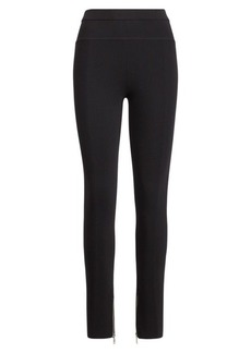 Ralph Lauren Stretch Merino Wool Biker Pant