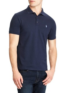 Ralph Lauren Stretch Mesh Polo
