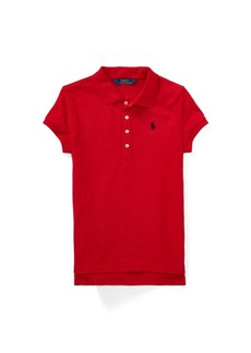Ralph Lauren Stretch Mesh Polo Shirt