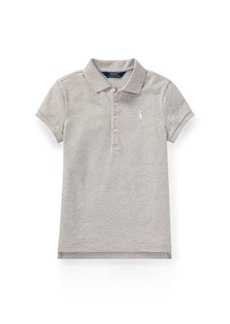 Ralph Lauren Stretch Piqué Polo Shirt