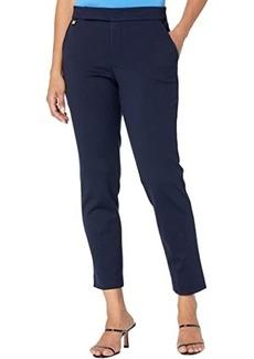 Ralph Lauren Stretch Ponte Straight Pants