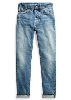Stretch Selvedge Straight Jean