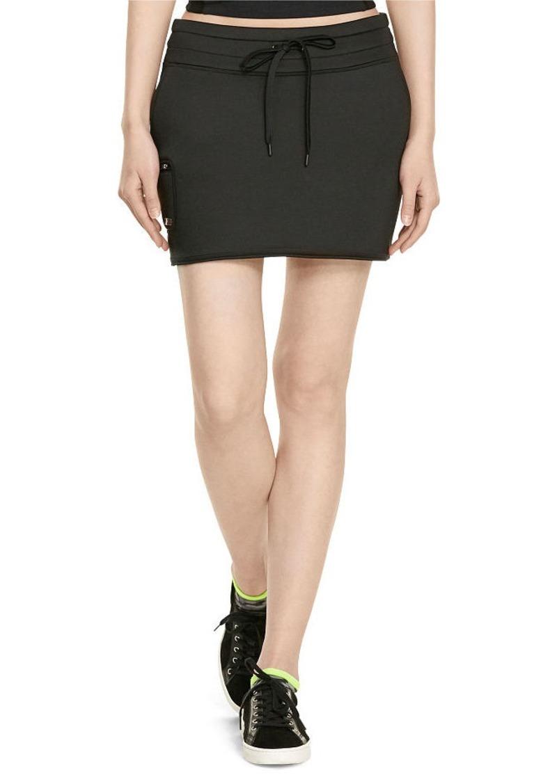 Ralph Lauren Stretch Spacer Miniskirt