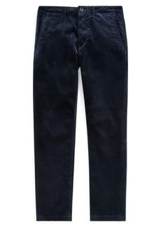 Ralph Lauren Stretch Straight Corduroy Pant