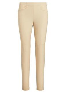 Ralph Lauren Stretch Twill Skinny Pant