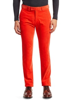 Ralph Lauren Stretch Wale Corduroy Trousers