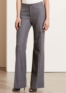 Ralph Lauren Stretch Wool Flared Pant