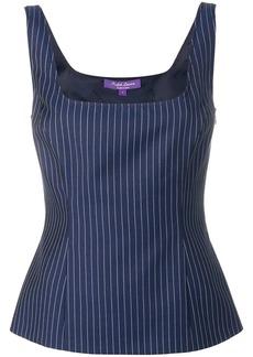 Ralph Lauren stripe pattern top