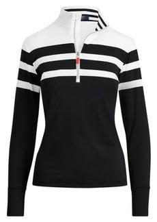 Ralph Lauren Stripe Stretch Jersey Pullover
