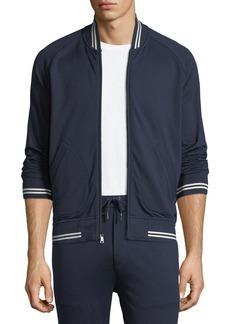 Ralph Lauren Stripe-Trim Track Jacket