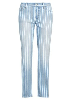 Ralph Lauren Stripe-Wash Estate Jean