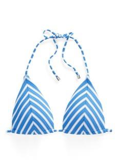 Ralph Lauren Striped Bikini Top